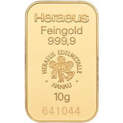 10gm gold bar