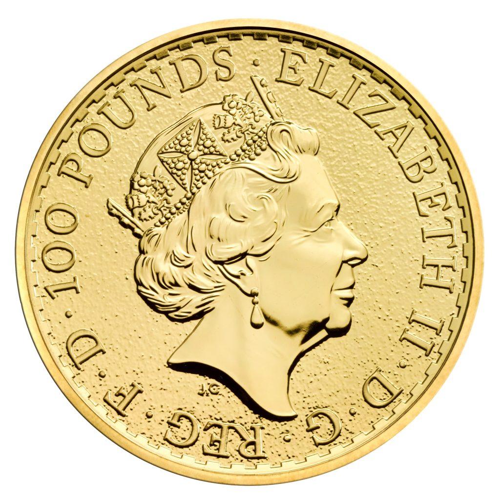 2017 britannia 1oz gold obverse