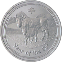 Australian-Silver-1oz-Ox-Front