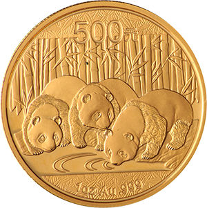 Sell 1 oz Gold Panda Coin | Chinese Gold Coins