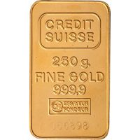Gold Bar 250gm