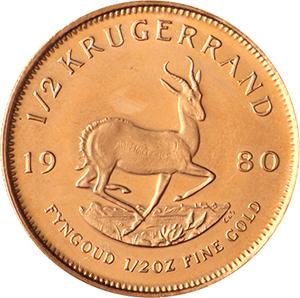 Half-oz-Krugerrand-Front