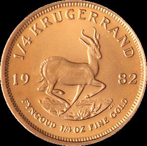 Quarter-Ounce-Krugerrand-Front