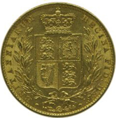 Queen-Victoria-Young-Head-Sovereign-back