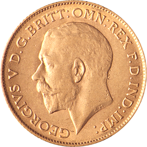 Sovereign-Gold-Coin-King-George-Back
