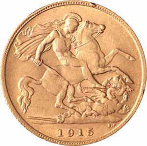 Sovereign-Gold-Coin-King-George-Front