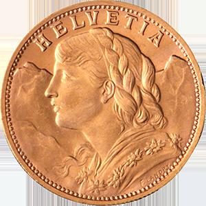 Swiss-20-Fr-Gold-Coin-Back
