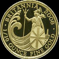 Britannia 10th ounce