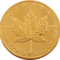 Maple Leaf Gold Coin 1oz
