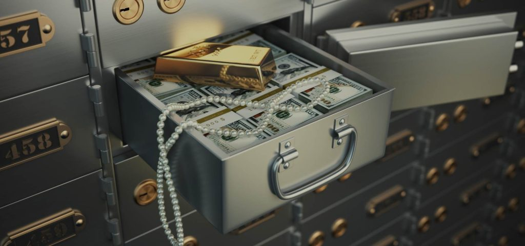 Gold Storage At Home