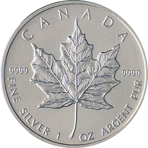 1-Ounce-Silver-Maple-Front