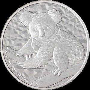 Australian-1oz-Silver-Koala-Coin-Front