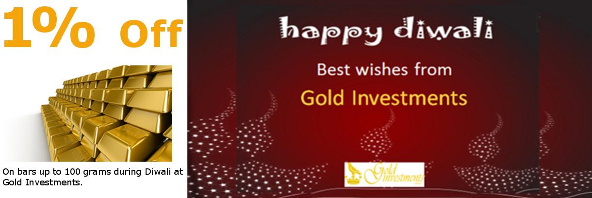 Diwali Gold Offer