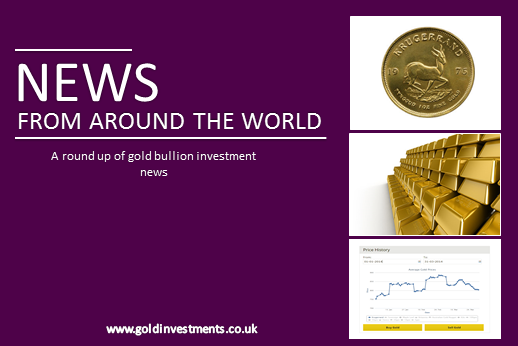 Gold Investments: Gold Rate & Gold News