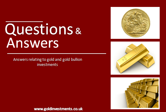 Gold Rate Today: Questions And Answers For Gold Investors