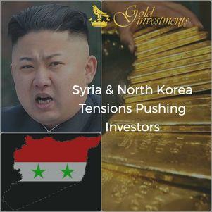 Syria Korea Gold