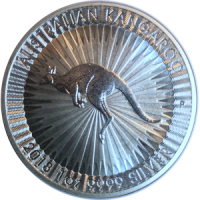 Silver Australian Nugget