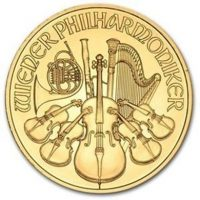 Vienna Philharmonic Gold Coin 12 oz