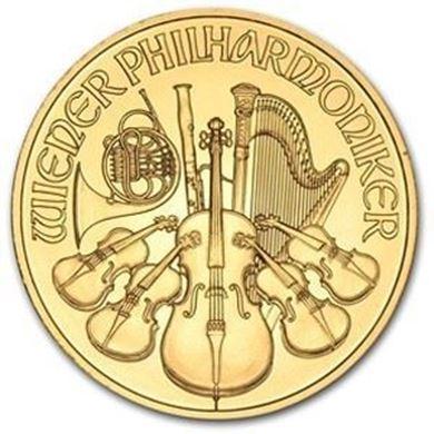 Vienna Philharmonic Gold Coin 12 oz