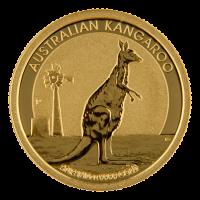 1/10 oz Australian Kangaroo Gold Coin